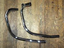 Triumph pipes pair push in 750 TR7 T140 Krümmer paar 71-3755 71-3758 71-3755/8
