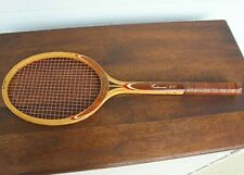 Vintage Garcia Continental 3000 Tennis Racket Game Room Halloween Costume