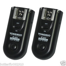 RF-603 C1 Yongnuo Wireless Flash Trigger for Canon 1100D 550D 500D 450D 400 350D