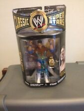 WWF WWE CLASSIC SUPERSTARS 10 THE ROCK ROCKY MAIVIA ACTION FIGURE NEW