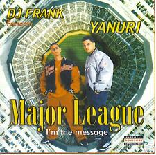 DJ FRANK, YANURI,DON OMAR,TREBOL KLAN- MAJOR LEAGUE-CD