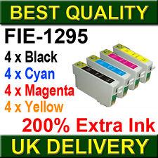 16 Ink Cartridges for SX235W SX425W SX435W SX438W SX445W SX445WE BX305FW Plus