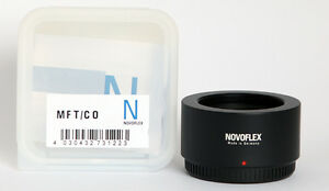 NOVOFLEX ADAPTER MFT/CO   M42 Objektive an Panasonic G Olympus PEN   MFT / CO **