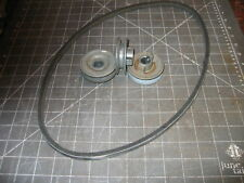 "2.5""x  5/8"" Craftsman Table Saw  Drive Pulley & Belt [ 40-42""]  Good+ Cond."
