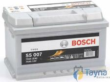 S5 007 Bosch Car Van Battery 12V 74Ah Type 100 S5007 - Next Day Delivery