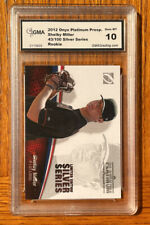 2012 ONYX SHELBY MILLER PLATINUM PROSPECTS SILVER /100 GMA 10 CARDINALS Cubs