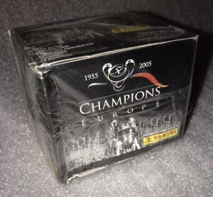 2005 Panini Champions Of Europe Factory Sealed Box, 50 Packs, Messi?