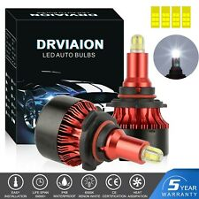 9005 120W 12802LM 8 Sides 360 degree 3D LED headlight Kit High beam 6000K bulbs