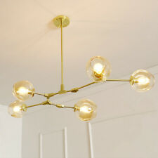 Kitchen Pendant Light Glass Lamp Modern Ceiling Lights Large Chandelier Lighting