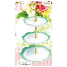 Toys spirits traditional english afternoon tea mascot capsule Miniature RARE No1