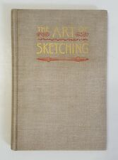 The Art of Sketching G Fraipont (Translated from the French By Clara Bell)