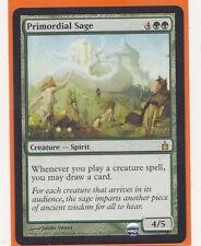 MTG Magic  1 x   PRIMORDIAL SAGE   Ravnica  Rare  Creature  Never played