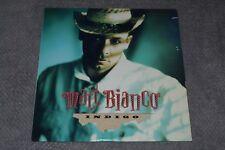 Matt Bianco~Indigo~1988 Electronic Latin Pop~Euro House~Inner~FAST SHIPPING!