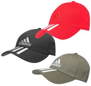 Adidas Performance 6P 3S Kappe Cap Basecap Schirmmütze Mütze Tenniscap Golfcap
