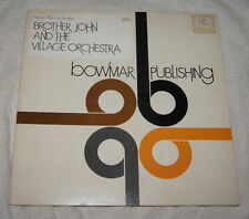 LP: Know the Orchestra - Brother John and the Village Orchestra (1971)