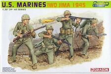 DRAGON 6408 1/35 US Marines Iwo Jima 1945
