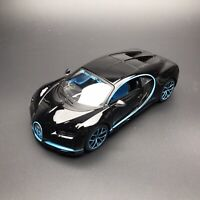 New 1/24 Maisto Bugatti Chiron Car model zero-400-zero Nurburgring Record 31514