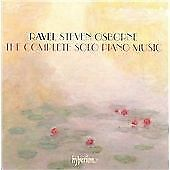 Ravel: The Complete Solo Piano Music, Steven Osborne CD | 0034571177311 | New