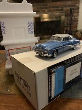 Franklin Mint 1:24 Diecast Model — 1949 Buick Riviera
