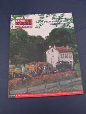 vie du rail 1963 909 NONCOURT GONCOURT HARREVILLE BAZOILLES MERREY DINARD TANUS