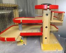 Plan City Wood 3 Level Garage