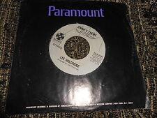 "LEE HOLDRIDGE Lady sings the blues/Jenni'es Theme 7"" 1972 Paramount USA"
