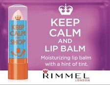 RIMMEL Keep Calm And Shop Lip Balm - 010 CLEAR - BRAND NEW ~ UNOPENED