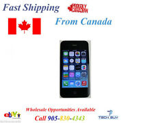Apple iPhone 4 Telus Koodo Public Mobile 8GB WiFi Black