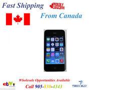 Apple iPhone 4 Telus Koodo Public Mobile 8GB WiFi Black