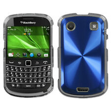 Blue Cosmo case for BLACKBERRY 9930 (Bold)