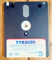 TT RACER jeu / original game for AMSTRAD CPC computer
