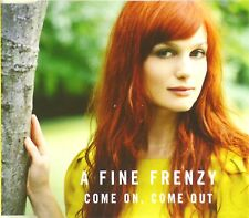Maxi CD - A Fine Frenzy - Come On, Come Out - #A2096