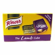 Knorr The Lamb Cube Stock Cubes (8 x 10g) British