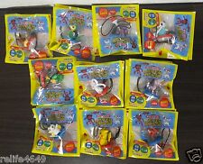 Pokemon Earphone Jack Strap Figure Pikachu, Eevee, Sylveon, Mewtow, Genesect etc