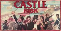 1986 Castle Risk Game Replacement Parts Pieces Armies Parker Brothers