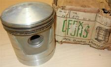 """pre-1947 Matchless G3 350cc original NOS 69mm +060"""" bore GIFFEX assembly"""