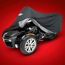 Ultragard Can-Am F3T/LTD Spyder Cover Black over Charcoal (With Trunk) 4-477BC