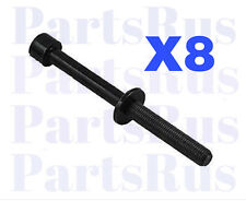 Genuine Smart Fortwo Cylinder Head Bolts With Washers Set Of 8