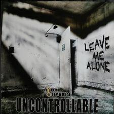 Nick Oliveri's Uncontrollable – Leave Me Alone on Blue Vinyl LP NEW/SEALED