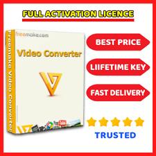 Freemake Video Converter 4.1.1 🔑 Lifetime License key ⭐ Fast Dilevery