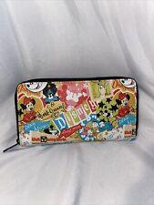 Authentic Disney Park Wallet