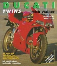 Ducati Twins by Mick Walker (1998, Paperback)