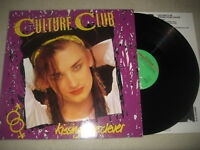 Culture Club - Kissing to be clever Vinyl LP