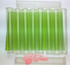 10  X CLEAR KING SIZE POP TOP DOOB J BLUNT TUBE, MEDICINE STORAGE CONTAINERS
