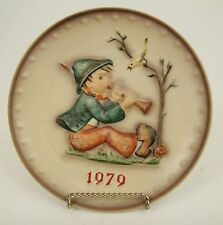 1979 M.I. HUMMEL ANNUAL COLLECTOR PLATE #272