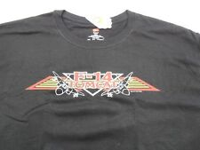 F14 Tomcat  Pinball Machine Promo T-Shirt Fully Licensed  2X Large : Mr Pinball