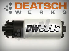 Deatschwerks DW300C Fuel Pump w/ Kit 04-06 GTO 05-09 Legacy GT 08-14 WRX/STi
