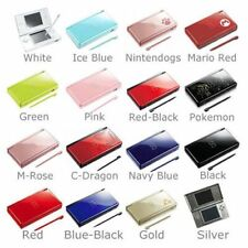 Nintendo DS Lite - Pick Your Color & Case - Tested & Working! Free U.S. Shipping