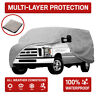 Car SUV Protection Waterproof Outdoor Van Cover for Car All Weather Protection
