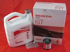Honda Oil Filter Change Kit Suits CBR 500-600-900-929-1000RR Fireblade CBR650
